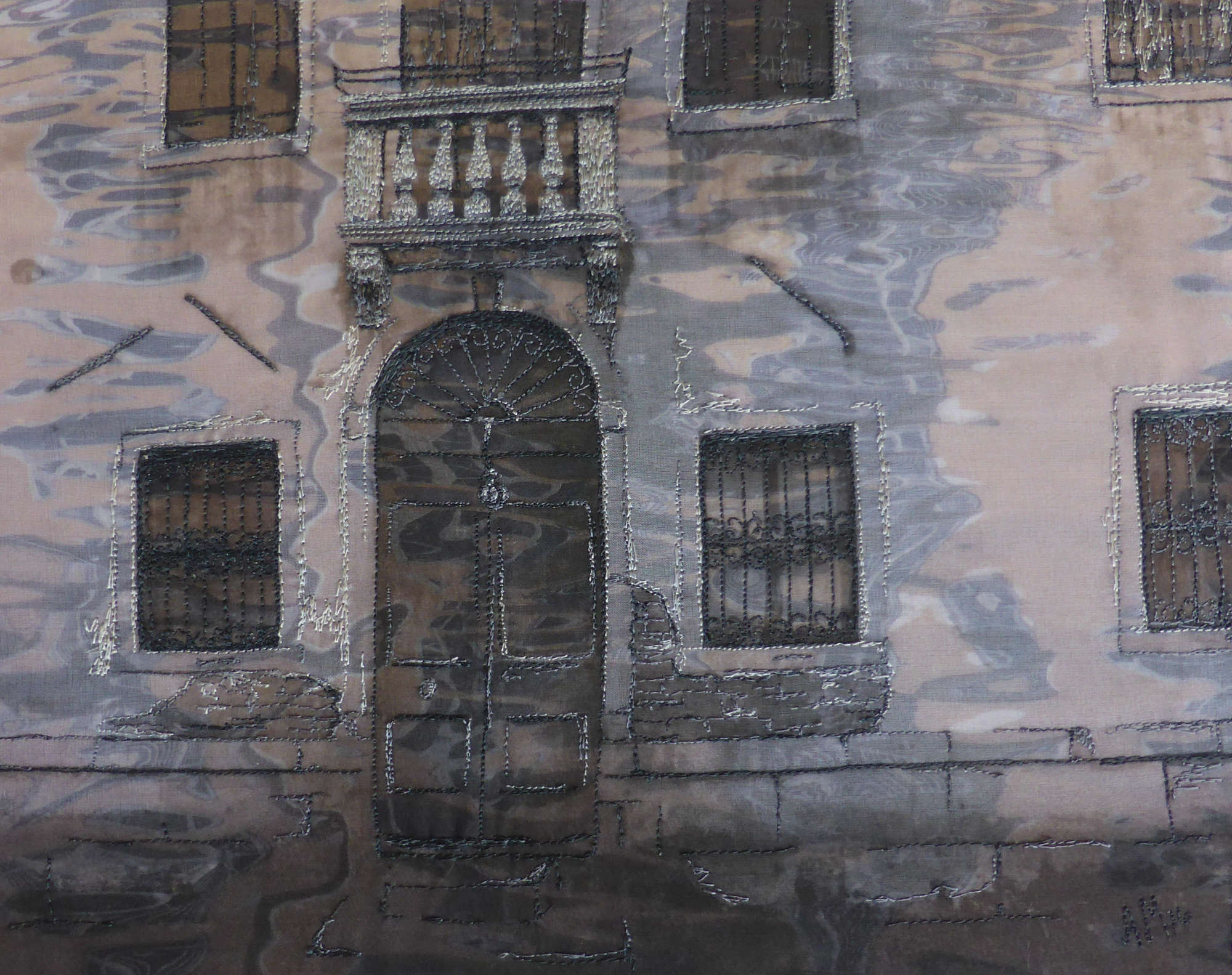 Reflections of Venice by Andrea McCallum