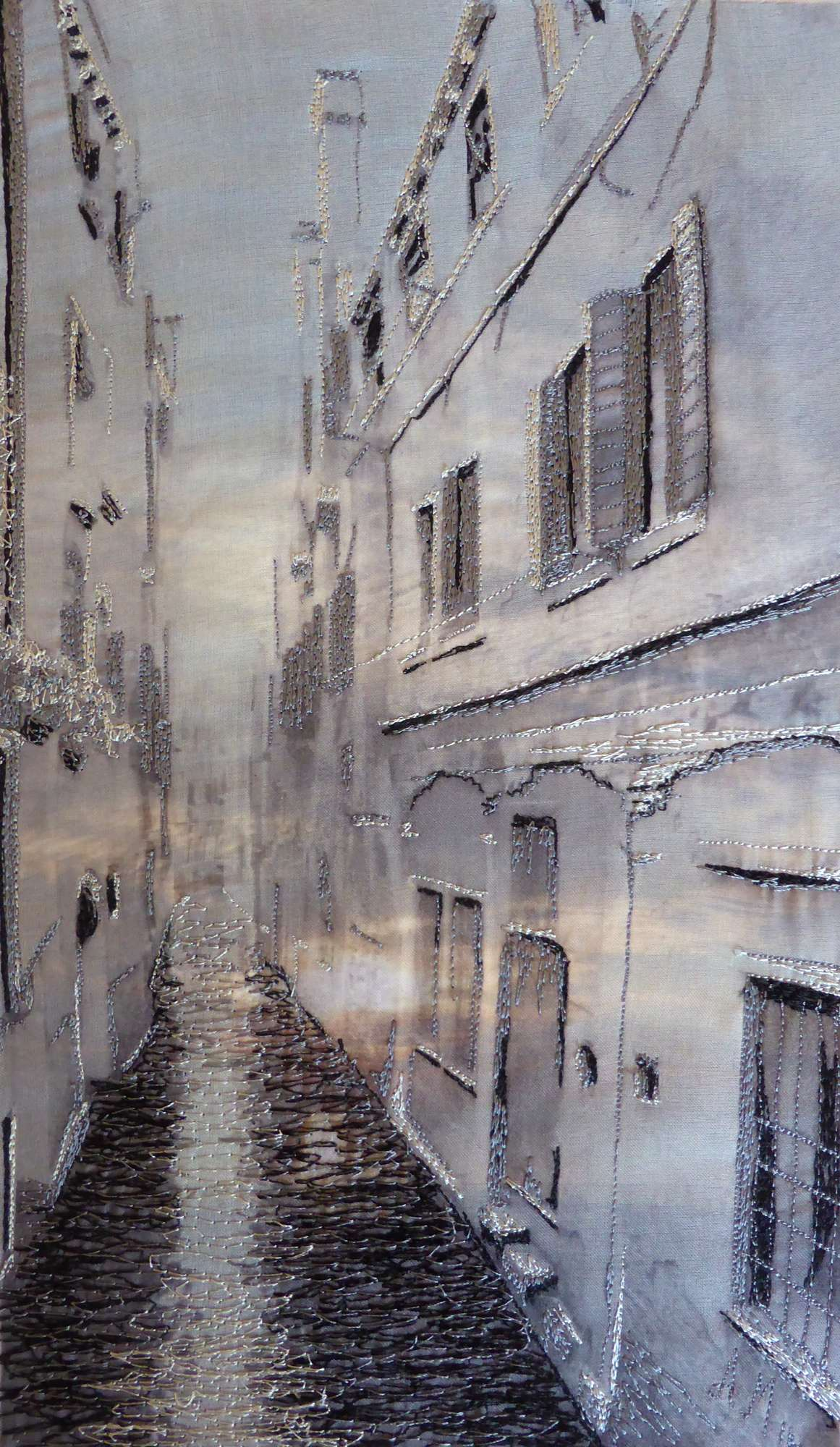 Venice to Broome No 4 by Andrea McCallum