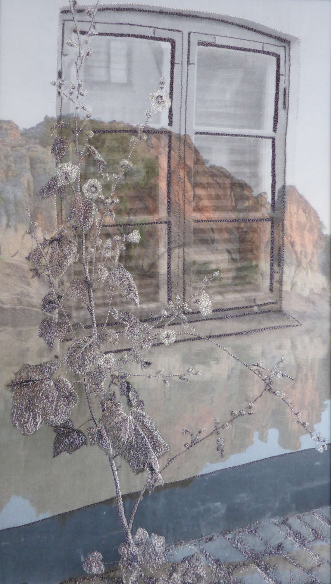 Window to Geikie by Andrea McCallum